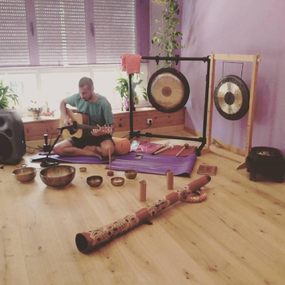 concierto de gong en poblenou
