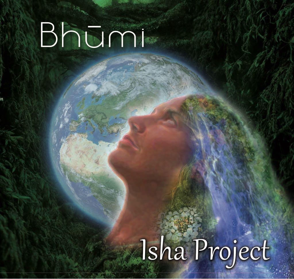 concierto Isha Project canto vedico isabel cervantes en barcelona