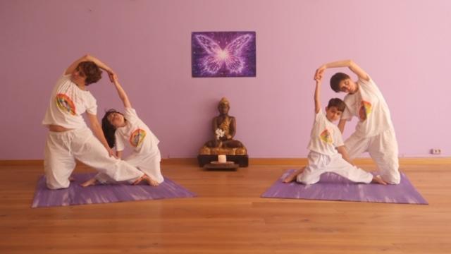 Son Incontables Los Beneficios De La Práctica Del Yoga En Niños Con Asperger.
