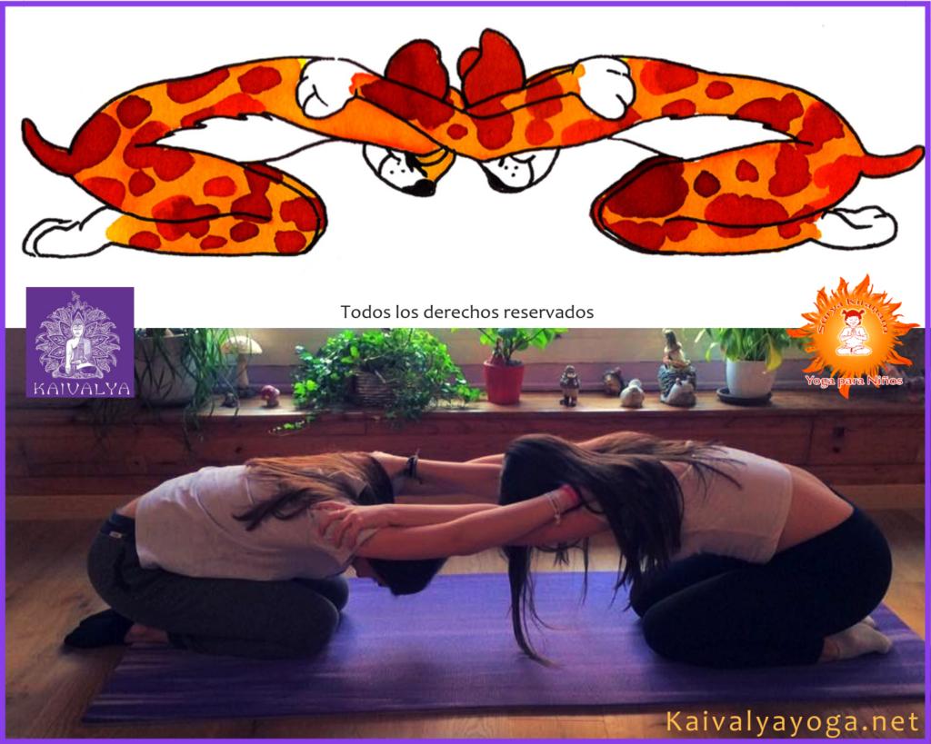 yoga adolescentes en barcelona