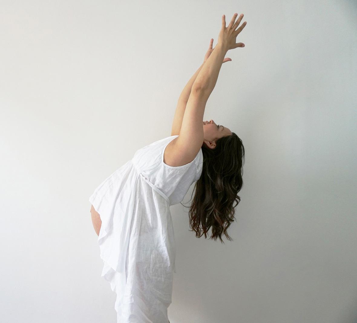 clases de yoga en barcelona para mamas con bebes
